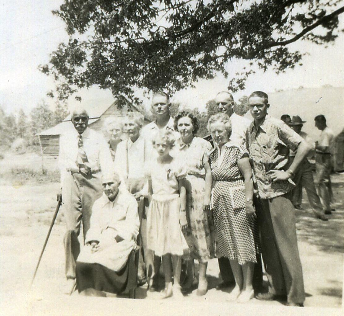 Birth Records Of African American Cunningham Family